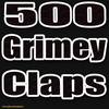 Thumbnail 500 Hip Hop Claps Clap drum sample fl studio cubase logic